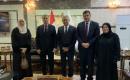 Türkmen Milletvekilleri Bağdat'ta Ulusal Güvenlik Servisi Başkanı General Esedi İle Görüştü