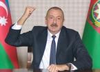 Aliyev: Azerbaycan-İran sınırının işgal altındaki kısımları tamamen kurtarıldı