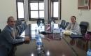 ITC Başkanı Turan, BM Heyetiyle Genel Seçimleri Görüştü