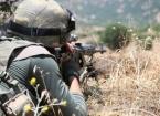 ''Fırat Kalkanı Bölgesinde 2 Askeri Şehit Eden Teröristlere Karşılık Verildi, 7 Terörist Etkisiz Hale Getirildi''