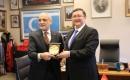Topçu'ya, Kırgızistan Bakanı Kayrat İmanaliyev'den Anlamlı Ziyaret