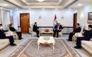 Dışişleri Bakanı Hüseyin, Yıldız İle Görüştü