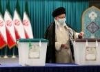 İran'da 13. Cumhurbaşkanlığı Seçimleri İçin Oy Verme İşlemi Başladı