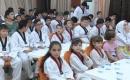 Kerkük'te Musalla Spor Kulübü'nde Mezuniyet Töreni Düzenlendi