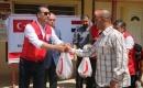 Türk Kızılay Irak'ta 50 Bin Aileye Kurban Eti Dağıtacak