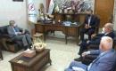 Bayraktar'dan Kerkük Elektrik Dağıtım Dairesi'ne Ziyaret