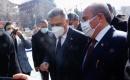ITC Başkanı Erşat Salihi, TBMM Başkanı Mustafa Şentop İle Görüştü