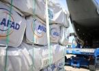 AFAD Aracılığıyla 58 Ülkeye 4,5 Milyar Liralık İnsani Yardım