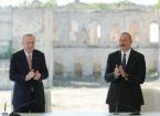 Erdoğan ve Aliyev 'Şuşa Beyannamesi'ne İmza Attı