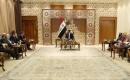 Parlamento Başkanı Halbusi, AB Ülkelerinin Büyükelçilerini Kabul Etti