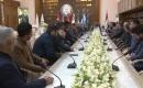 Tuzhurmatu'da Türkmen Sarayı'nda Toplantı Düzenlendi