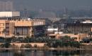 ABD'nin Bağdat Büyükelçiliğine saldırıda 3 yaralı