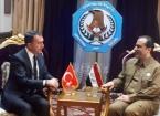 Büyükelçi Yıldız Irak İçişleri Bakan Yardımcısı ile Görüştü