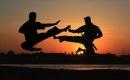 Bağdatlı gençler Tekvando ile Kovid-19 salgınına meydan okuyor