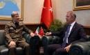 Türkiye Milli Savunma Bakanı Akar, İran Savunma Bakanı İle Görüştü