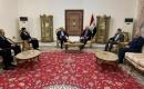 Salih, İran'ın Bağdat Büyükelçisi Mescidi İle Görüştü