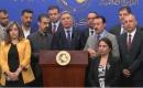 Kerkük'teki Yerel Seçimlerle İlgili Basın Toplantısı Düzenlendi