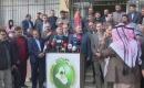 Kerkük'te Ziraat Dairesi'nde Basın Toplantısı Düzenlendi