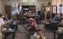 Türkmen Sivil Toplum Örgütü'nden Bir Heyet Kerkük'te Ziyaretlerde Bulundu