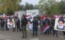 Tazehurmatu Kasabasında Gösteri Düzenlendi