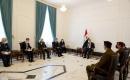 Türkiye Milli Savunma Bakanı Hulusi Akar, Başbakan Mustafa Kazımi ile Görüştü