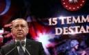 Erdoğan 15 Temmuz