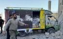 Bab'da bombalı terör saldırısı: 5 ölü 18 yaralı