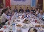 Tütüncü'den Ankara'da Basın Mensuplarına İftar Yemeği