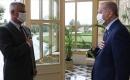 Türkiye Cumhurbaşkanı Erdoğan ile Kosova Cumhurbaşkanı Taçi bir araya geldi