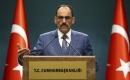 Türkiye Cumhurbaşkanlığı Sözcüsü Kalın'dan ABD ve Rusya Federasyonu'na Çağrı
