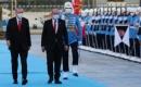 Erdoğan, KKTC Cumhurbaşkanı Tatar'ı resmi törenle karşıladı