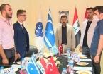 Irak Türkleri Öğrenci ve Gençler Birliği, Ankara'da Eğitim İçin Toplandı