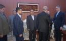 Salihi, Altunköprü Kasabası'ndan Türkmen Heyeti Kabul Etti
