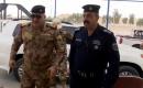 Sınır Güvenliği Güçleri'nden Kerkük Gümrük Noktasına Ziyaret