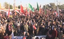 Bağdat ve Basra'da Hizmet Eksikliği Nedeniyle Gösteri Düzenlendi