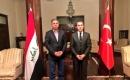 Salihi ve Yıldız Bağdat'ta Bir Araya Geldi