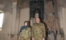 Azerbaycan Cumhurbaşkanı Aliyev işgalden kurtarılan Ağdam'ı ziyaret etti