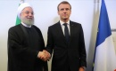 Ruhani ile Macron, nükleer anlaşma ve Lübnan'daki durumu görüştü