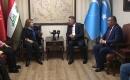 Azerbaycan Türkiye Evi'nden Bir Heyet ITC Türkiye Temsilciliğini Ziyaret Etti