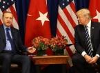 Türkiye Cumhurbaşkanı Erdoğan Trump ile Görüştü