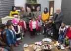 Vatan Anaokulu Türkmeneli TV'yi Ziyaret Etti