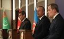 Türkiye-Azerbaycan-Türkmenistan Üçlü Dışişleri Bakanları 5. Toplantısı'nın Ardından Ortak Bildiri İmzalandı