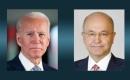 Cumhurbaşkanı Salih'ten, ABD Başkanı Joe Biden'e Tebrik Mesajı
