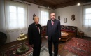 Türkiye Cumhurbaşkanı Erdoğan ve MHP Genel Başkanı Bahçeli Demokrasi ve Özgürlükler Adası'nı gezdi