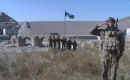 Aliyev: Tarihi Hudaferin Köprüsü'ne Azerbaycan bayrağı dikildi