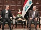 ITC Başkanı Salihi Bağdat'ta Beşir Haddad İle Bir Araya Geldi