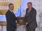 Türkmeneli TV'ye Avrasya Hizmet Ödülü