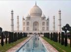 Hindistan'da Covid-19 Salgını Nedeniyle Kapatılan Tac Mahal 2 Ay Sonra Ziyarete Açıldı