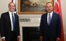 Türkiye Dışişleri Bakanı Çavuşoğlu, İngiliz mevkidaşıyla görüştü