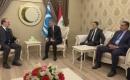 TİKA Başkanı Çam ve Büyükelçi Yıldız Kerkük'te ITC'yi Ziyaret Etti